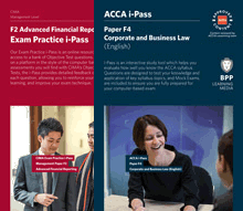 bpp books | OpenTuition com Free resources for ACCA and CIMA