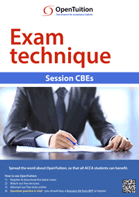 Free ACCA course notes, lectures and tests | Study ACCA online 1