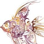 Profile picture of angelfish