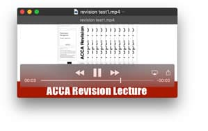 ACCA Financial Reporting (FR) 2